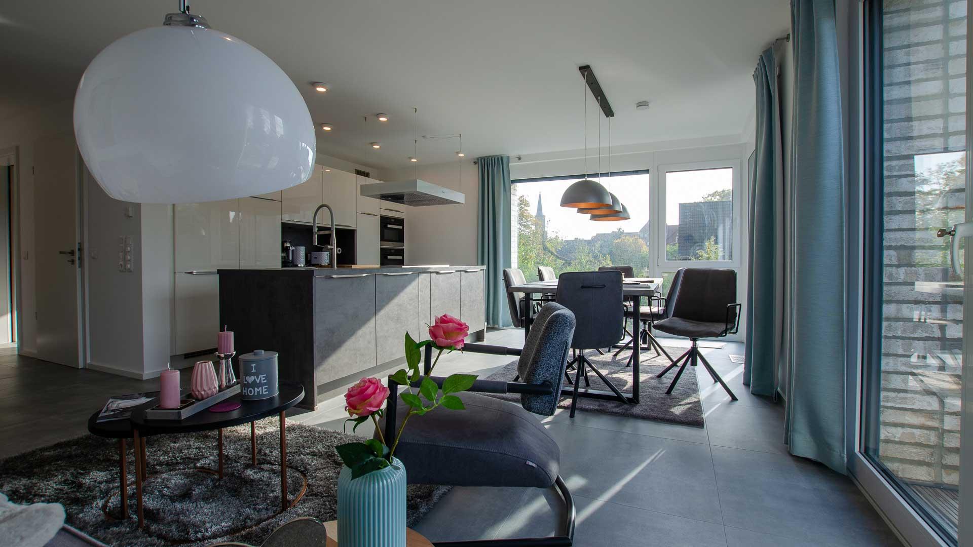 Einrichtung erstes Eigenheim? Mit unserem Blog werden wichtige Fragen geklärt