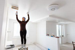 Immer schön sicher: Mit einer Muskelhypothek beim Hausbau sparen