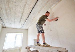 Mit einer Muskelhypothek beim Hausbau sparen - perfekt für Heimwerker